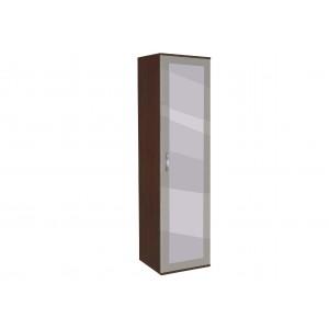 Еднокрилен гардероб с огледало АВА11