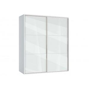 Двукрилен гардероб АВА4