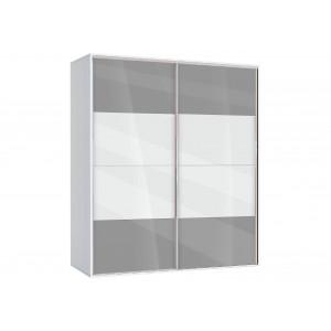 Двукрилен гардероб  с плъзгащи врати АВА5