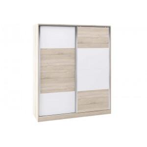Двукрилен гардероб Дамяна М015