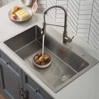Композитни кухненски мивки