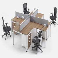 Модулно обзавеждане за офис