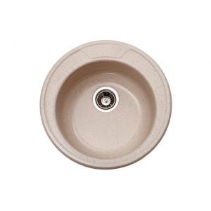 Кръгла кухненска мивка – модел 1008