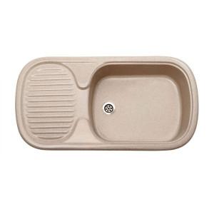 Кухненска мивка с ляв/десен плот – модел 2001