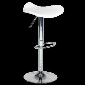 Бар стол Carmen 3011 - бял