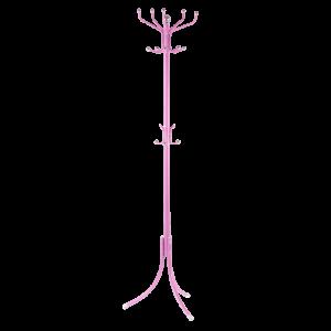 Закачалка за дрехи Carmen 128 - розов