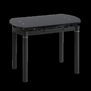 Разтегателна трапезна маса Carmen 1515 Р - черен